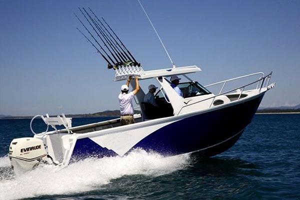 750鋁合金艇
